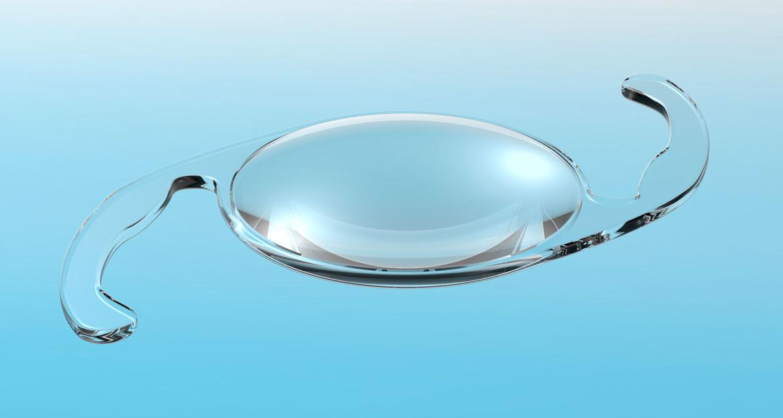 cristallino artificiale