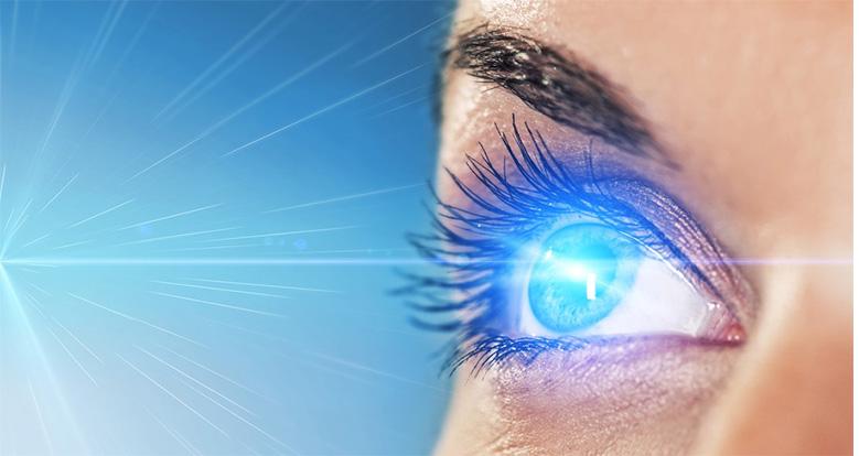 occhio e ultravioletti